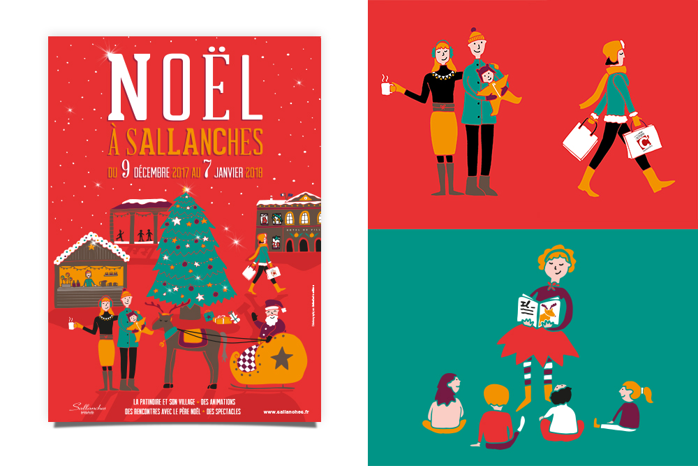 Noël à Sallanches